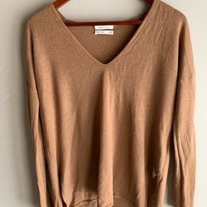 Wilfred long sleeve thin sweater